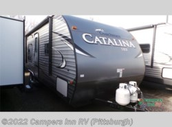 New 2017  Coachmen Catalina SBX 231RB by Coachmen from Campers Inn RV in Ellwood City, PA