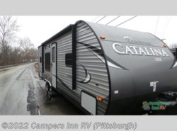 New 2017  Coachmen Catalina SBX 261BH by Coachmen from Campers Inn RV in Ellwood City, PA