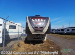 Used 2014  Palomino Sabre 32CKTS 6 by Palomino from Campers Inn RV in Ellwood City, PA