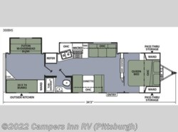 Used 2017  Coachmen Apex Ultra-Lite 300BHS by Coachmen from Campers Inn RV in Ellwood City, PA
