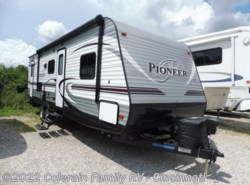 Used 2016  Heartland RV Pioneer 270BH