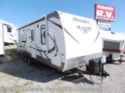 Used 2013  Keystone Hideout 23RB