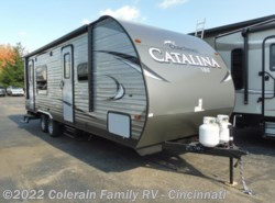 New 2017  Coachmen Catalina 261RKS by Coachmen from Colerain RV of Cinncinati in Cincinnati, OH