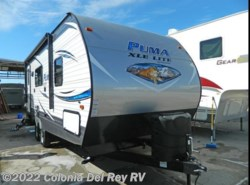 New 2017  Palomino Puma XLE 21FBC by Palomino from Colonia Del Rey RV in Corpus Christi, TX