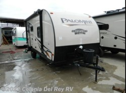New 2017  Palomino PaloMini 181FBS by Palomino from Colonia Del Rey RV in Corpus Christi, TX