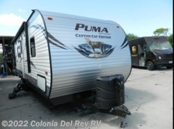 Used 2015  Palomino Canyon Cat 25FBC by Palomino from Colonia Del Rey RV in Corpus Christi, TX