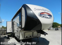 New 2017  Forest River Sandpiper 37RKOK by Forest River from Colonia Del Rey RV in Corpus Christi, TX
