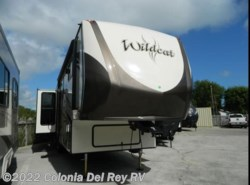 New 2017  Forest River Wildcat 32WB by Forest River from Colonia Del Rey RV in Corpus Christi, TX