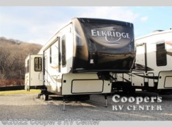 New 2016 Heartland RV ElkRidge 35TSRL available in Murrysville, Pennsylvania
