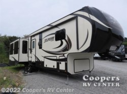 New 2015  Keystone Alpine 3510RE by Keystone from Cooper's RV Center in Murrysville, PA