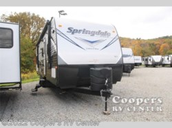 New 2017  Keystone Springdale 270LE by Keystone from Cooper's RV Center in Murrysville, PA