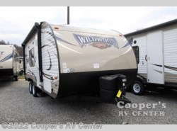 New 2017  Forest River Wildwood X-Lite 201BHXL by Forest River from Cooper's RV Center in Murrysville, PA