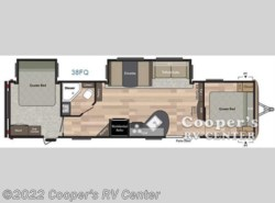 New 2017  Keystone Springdale 38FQ by Keystone from Cooper's RV Center in Murrysville, PA