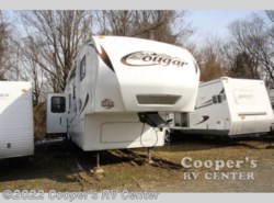 Used 2010  Keystone Cougar 327RES by Keystone from Cooper's RV Center in Murrysville, PA