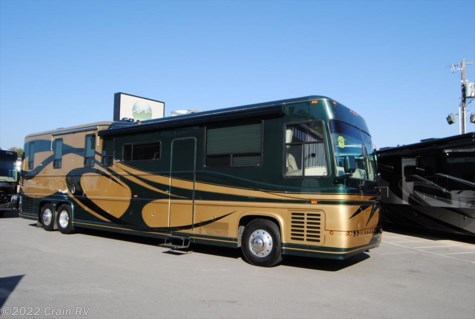2001 Newell 45 BUS