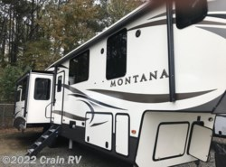 New 2018 Keystone Montana Legacy 3811 RL available in Little Rock, Arkansas