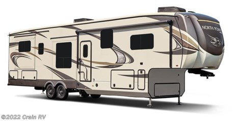 2018 Jayco North Point 377RLBH