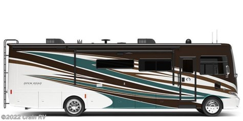 2019 Tiffin Open Road Allegro 34 PA