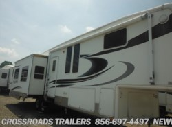 Used 2006  Keystone Challenger 34SAQ by Keystone from Crossroads Trailer Sales, Inc. in Newfield, NJ