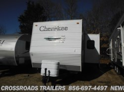 Used 2008  Forest River Cherokee 27Q by Forest River from Crossroads Trailer Sales, Inc. in Newfield, NJ