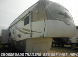 Used 2005  Forest River Cedar Creek 36RLTS by Forest River from Crossroads Trailer Sales, Inc. in Newfield, NJ
