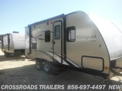 New 2016  Keystone Passport Ultra Lite Express 199ML by Keystone from Crossroads Trailer Sales, Inc. in Newfield, NJ