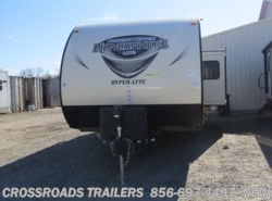 New 2016  Forest River Salem Hemisphere Lite 24RLS by Forest River from Crossroads Trailer Sales, Inc. in Newfield, NJ
