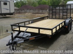 New 2016  Victory Trailers  82x16 Open Landscape Trailer by Victory Trailers from Crossroads Trailer Sales, Inc. in Newfield, NJ