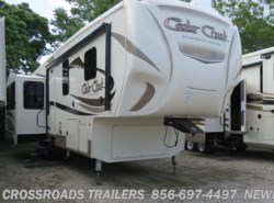 New 2017  Forest River Cedar Creek Silverback 35IK by Forest River from Crossroads Trailer Sales, Inc. in Newfield, NJ