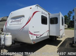 Used 2013  Cruiser RV Fun Finder X X-262BHS by Cruiser RV from Crossroads Trailer Sales, Inc. in Newfield, NJ
