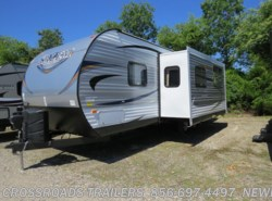New 2017  Forest River Salem T27DBUD by Forest River from Crossroads Trailer Sales, Inc. in Newfield, NJ