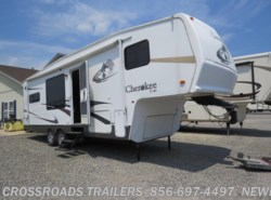 Used 2006  Forest River Cherokee 285K by Forest River from Crossroads Trailer Sales, Inc. in Newfield, NJ