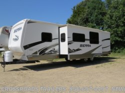 Used 2008  Forest River Sierra 302BHD by Forest River from Crossroads Trailer Sales, Inc. in Newfield, NJ