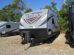 New 2017  Forest River XLR Nitro 23KW by Forest River from Crossroads Trailer Sales, Inc. in Newfield, NJ