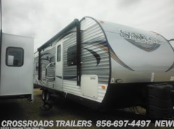New 2017  Forest River Salem 26TBUD by Forest River from Crossroads Trailer Sales, Inc. in Newfield, NJ