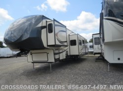New 2017  Forest River Salem Hemisphere Lite 356QB by Forest River from Crossroads Trailer Sales, Inc. in Newfield, NJ
