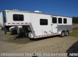 Used 2008  Kiefer Built Genesis 3HLQ X320 by Kiefer Built from Crossroads Trailer Sales, Inc. in Newfield, NJ