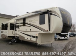 New 2017  Forest River Cedar Creek Champagne Edition 38EL by Forest River from Crossroads Trailer Sales, Inc. in Newfield, NJ