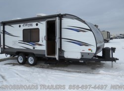 New 2017  Forest River Salem Cruise Lite T201BHXL by Forest River from Crossroads Trailer Sales, Inc. in Newfield, NJ