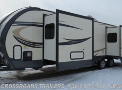 New 2017  Forest River Salem Hemisphere 326RL by Forest River from Crossroads Trailer Sales, Inc. in Newfield, NJ