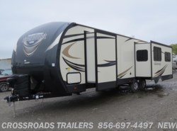 New 2017  Forest River Salem Hemisphere Lite 299RE by Forest River from Crossroads Trailer Sales, Inc. in Newfield, NJ
