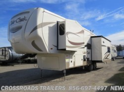New 2017  Forest River Cedar Creek Silverback 29RE by Forest River from Crossroads Trailer Sales, Inc. in Newfield, NJ