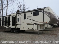 New 2017  Forest River Wildcat 32WB by Forest River from Crossroads Trailer Sales, Inc. in Newfield, NJ