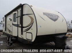 New 2017  Forest River Salem Hemisphere Lite 29BHHL by Forest River from Crossroads Trailer Sales, Inc. in Newfield, NJ