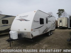 Used 2014  Keystone Passport 238ML by Keystone from Crossroads Trailer Sales, Inc. in Newfield, NJ