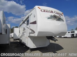 Used 2007  Forest River Cedar Creek 36RLTS by Forest River from Crossroads Trailer Sales, Inc. in Newfield, NJ
