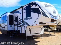 New 2016  Grand Design Momentum 398M by Grand Design from Affinity RV in Prescott, AZ