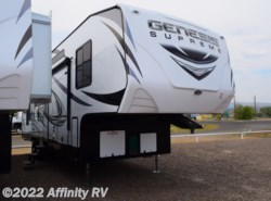 New 2017  Miscellaneous  Genesis Supreme RV Toy Hauler 32CR  by Miscellaneous from Affinity RV in Prescott, AZ