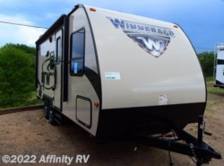 New 2017  Winnebago Micro Minnie 2106FBS by Winnebago from Affinity RV in Prescott, AZ