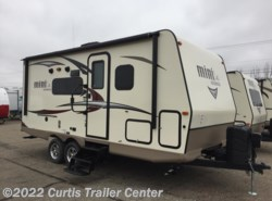 New 2018  Forest River Rockwood Mini Lite 2104S by Forest River from Curtis Trailer Center in Schoolcraft, MI